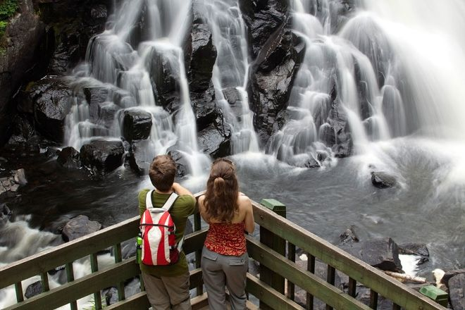 D-Tour Tremblant, Mont Tremblant, Canada