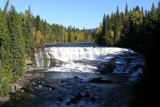 Dawson Falls, Clearwater, Canada