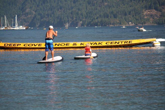 Deep Cove Kayak, North Vancouver, Canada