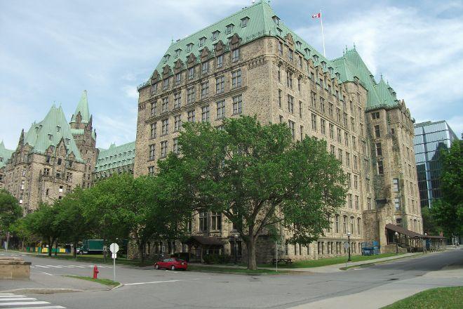Edificio de la Confederacion, Ottawa, Canada