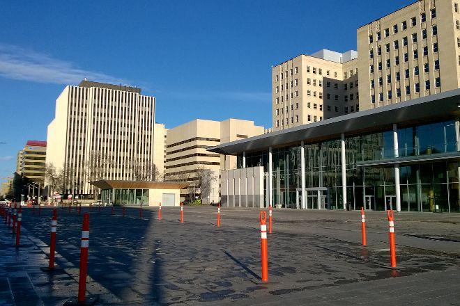 Edmonton Federal Building Visitor Centre, Edmonton, Canada