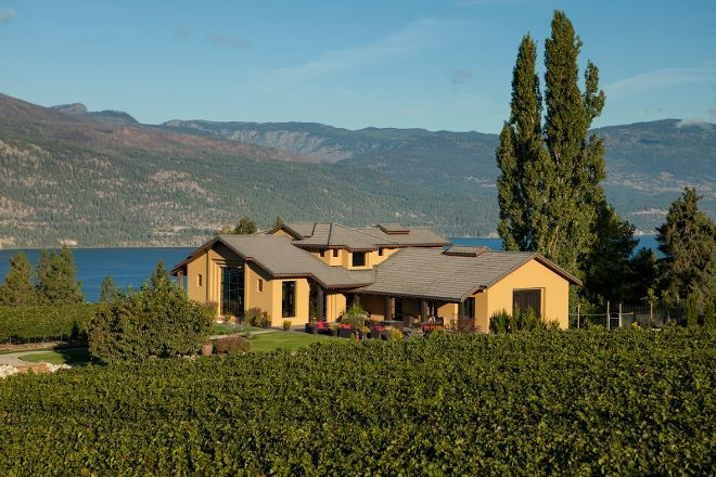 Ex Nihilo Vineyards, Lake Country, Canada