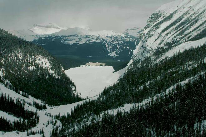 Fairmont Chateau Lake Louise, Lake Louise, Canada
