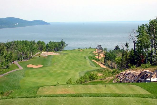 Fairmont Le Manoir Richelieu Golf Club, La Malbaie, Canada