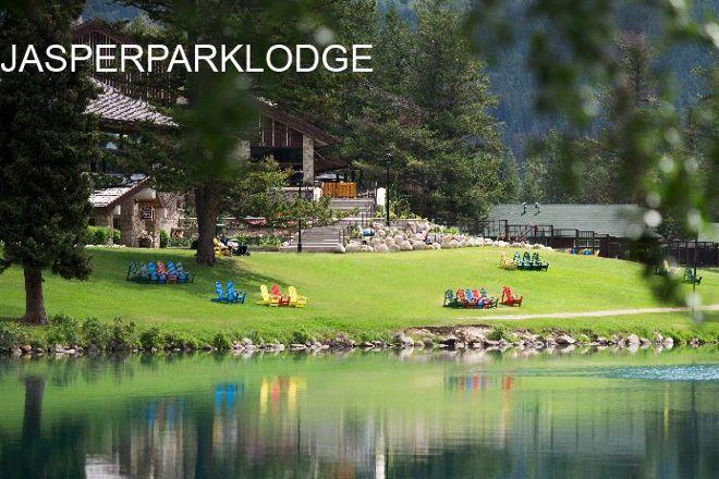 Fairmont Spa at The Fairmont Jasper Park Lodge, Jasper, Canada
