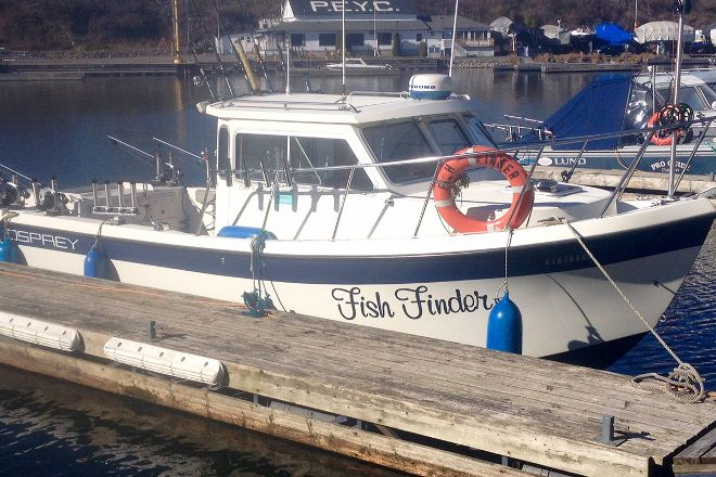 Fish Finder Charters, Carrying Place, Canada