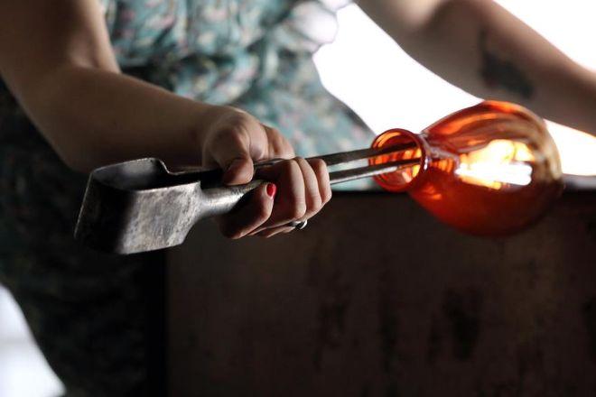 Flo Glassblowing, Ottawa, Canada