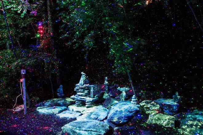 Foresta Lumina, Coaticook, Canada