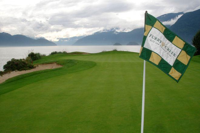 Furry Creek Golf and Country Club, Furry Creek, Canada
