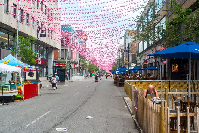 Gay Village, Montreal, Canada