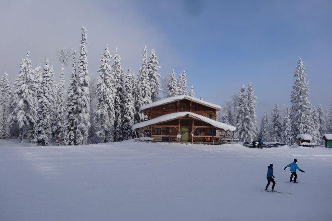 Golden Nordic Ski Club, Golden, Canada