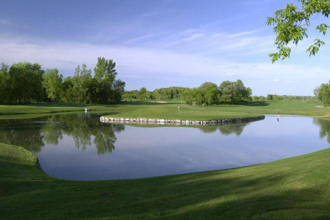 Golf De L'Ile De Montreal, Montreal, Canada