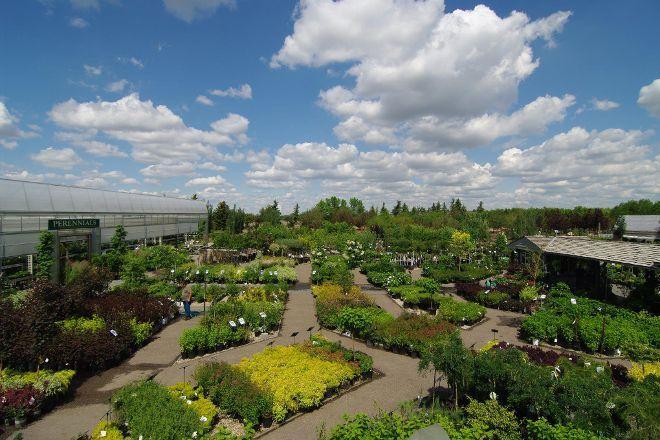 Greenland Garden Centre, Sherwood Park, Canada
