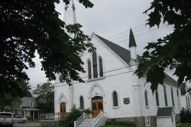 Greenwood United Church, Baddeck, Canada