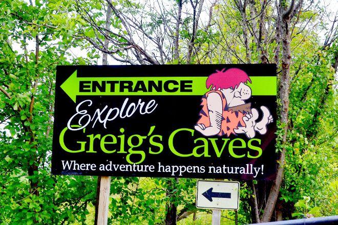 Greig's Caves, Bruce Peninsula, Canada