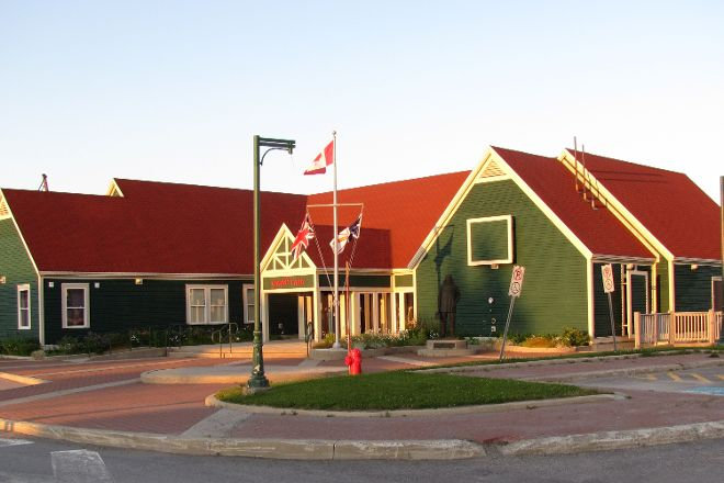 Grenfell House Museum, St. Anthony, Canada