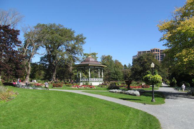 Halifax Public Gardens, Halifax, Canada