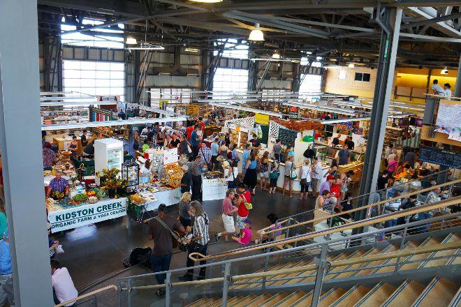 Harbourside Market, Halifax, Canada