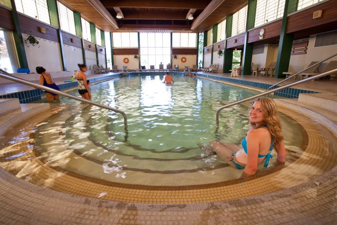 Harrison Hot Springs Public Pool, Harrison Hot Springs, Canada