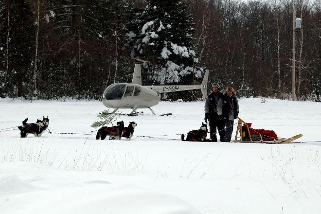 Heli Tremblant, Mont Tremblant, Canada