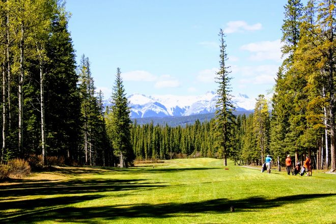 Hinton Golf Club, Hinton, Canada