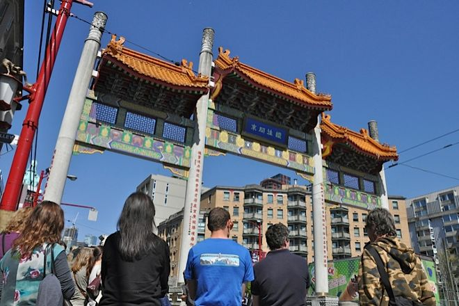Historical Chinatown Tours, Vancouver, Canada