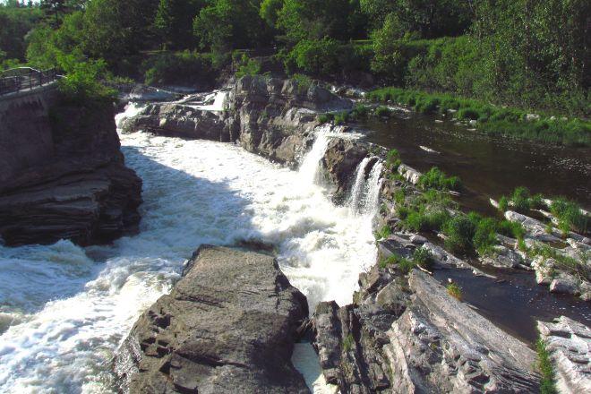 Hog's Back Falls, Ottawa, Canada