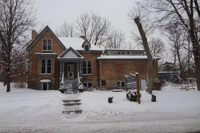 Homer Watson House & Gallery, Kitchener, Canada