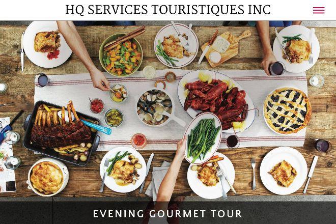HQ Services Touristiques Inc., Quebec City, Canada