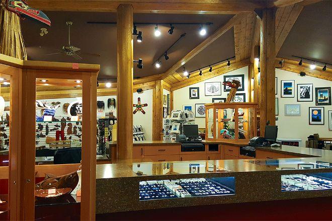 I-Hos Gallery, Courtenay, Canada