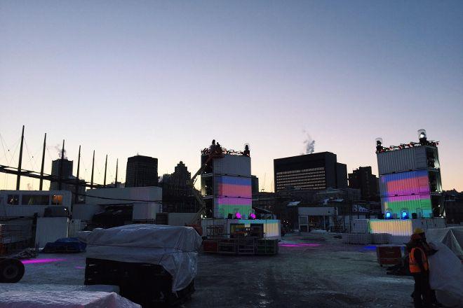 Igloofest, Montreal, Canada
