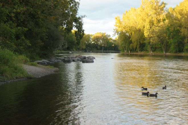 Ile-de-la-Visitation Nature Park, Montreal, Canada