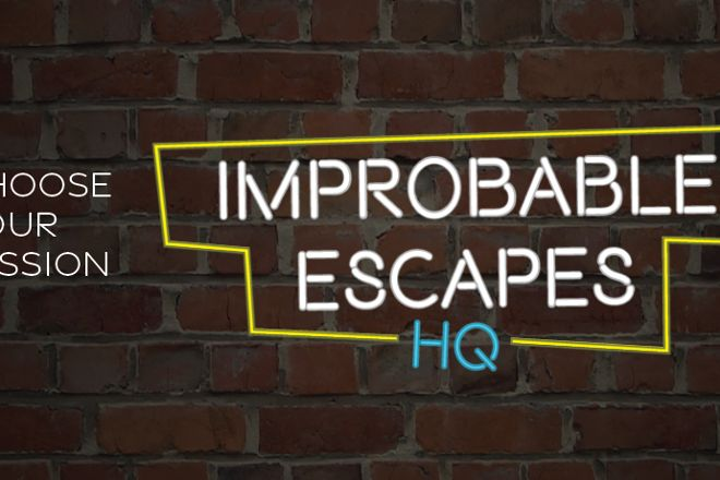 Improbable Escapes, Kingston, Canada