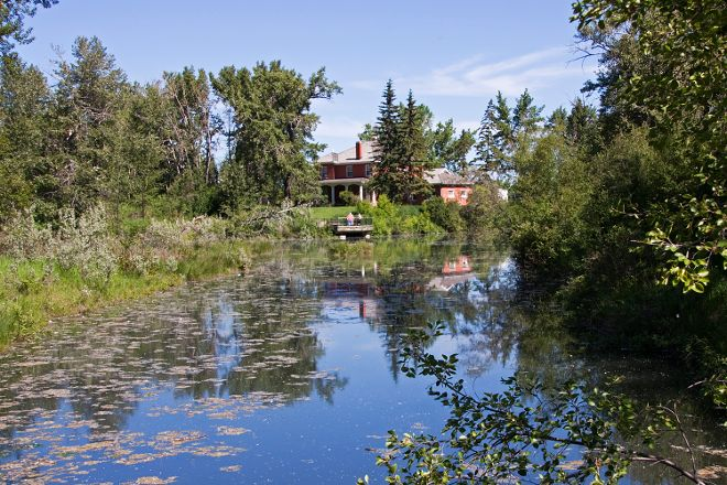 Inglewood Bird Sanctuary and Nature Centre, Calgary, Canada