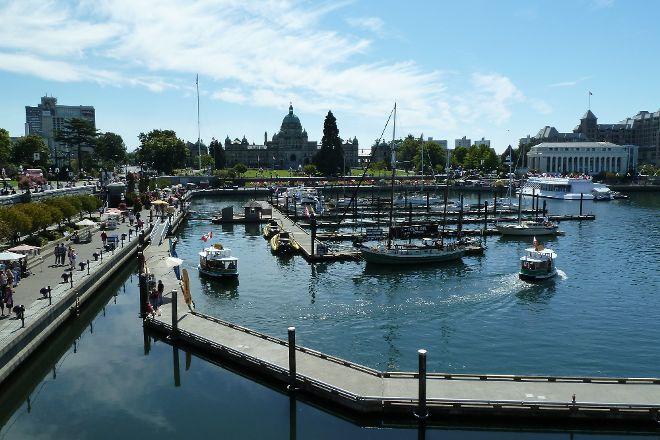 Inner Harbour, Victoria, Canada