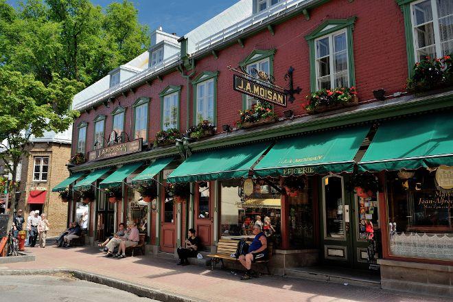 J.A. Moisan Epicerie, Quebec City, Canada