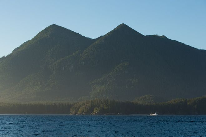 Jamie's Whaling Station and Adventure Centres, Tofino, Canada