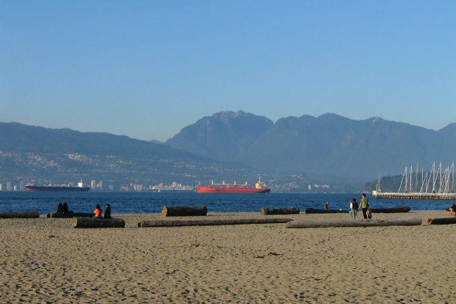 Jericho Beach, Vancouver, Canada