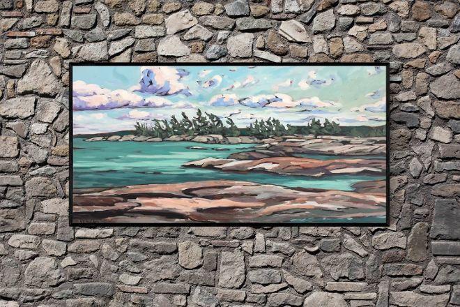 Jessica Vergeer Studios, Parry Sound, Canada