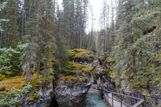 Johnston Canyon, Banff National Park, Canada