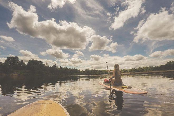 Kayak & Cabana, Labelle, Canada