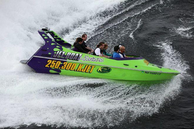 Kelowna Jet Boat Adventures, Kelowna, Canada