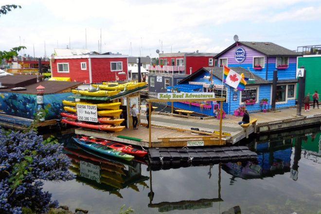Kelp Reef Adventures, Victoria, Canada