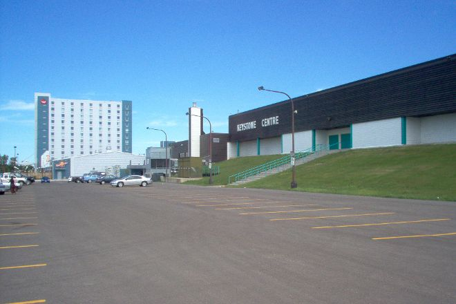 Keystone Center, Brandon, Canada