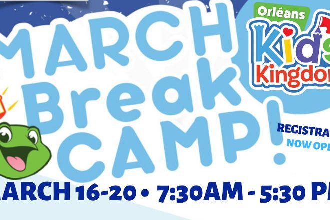 Kids Kingdom Orleans, Ottawa, Canada