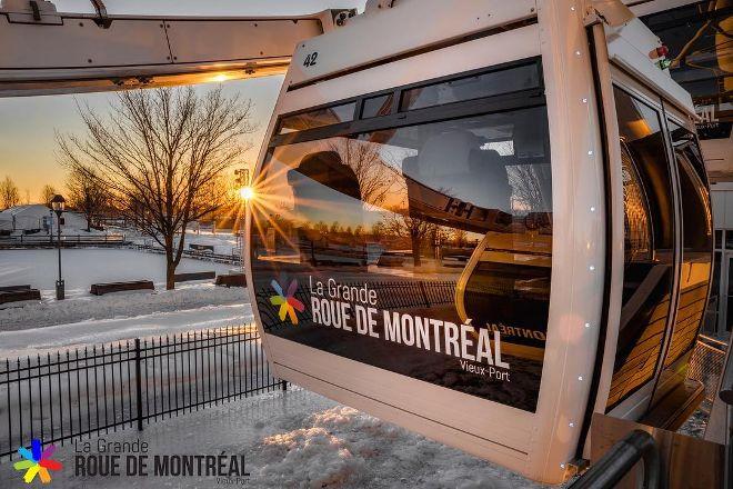 La Grande Roue de Montreal, Montreal, Canada