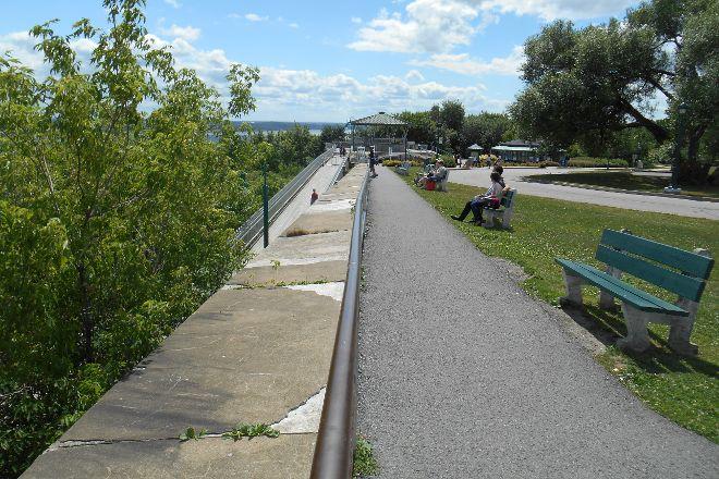 La Promenade des Gouverneurs, Quebec City, Canada