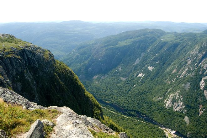 Laurentian Mountains, Montreal, Canada