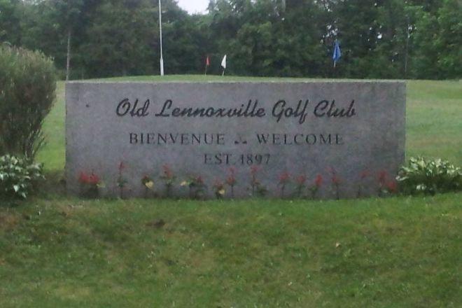 Le Vieux Club de Golf Lennoxville, Sherbrooke, Canada