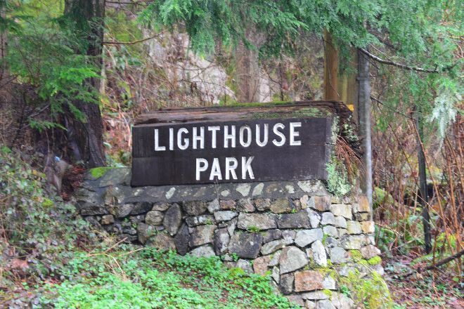 Lighthouse Park, West Vancouver, Canada